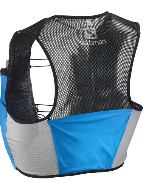Salomon S/Lab Sense 2 Bag Set Transcend Blue/Black